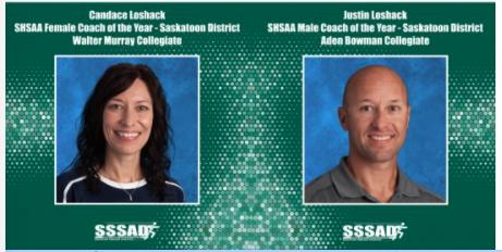 Two SSSAD coaches and teachers in the Saskatoon Star Phoenix